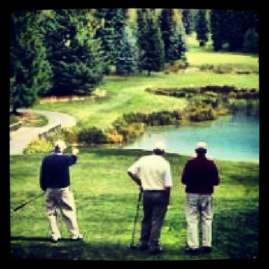 jugadores golf marcador