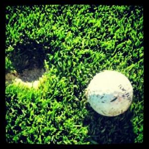 golf reparar pique bola antegreen