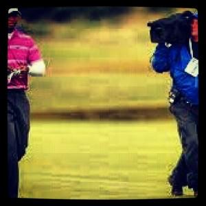 golf tv television