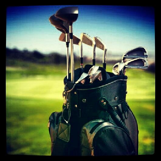 bolsa palos golf exceso palos